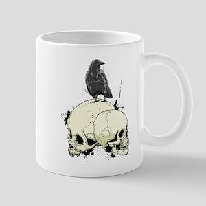 Boneyard Crow Mug