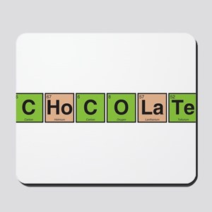 Chocolate periodic table cases covers cafepress mousepad urtaz Gallery