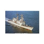 USS DAVID R. RAY Rectangle Magnet