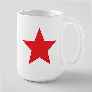 LIMITED EDITION ! Domo Red Star Large Mug