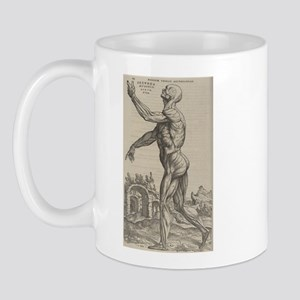 Side Man Mug