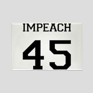 Impeach 45 Anti Trump Magnets