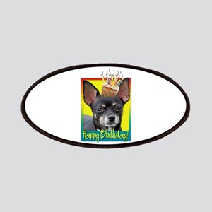 Birthday Cupcake - Chihuahua Patches