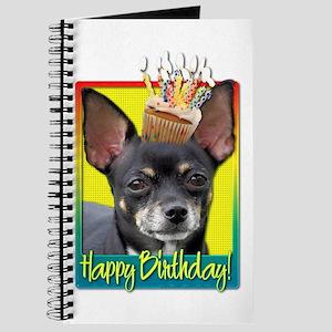 Birthday Cupcake - Chihuahua Journal