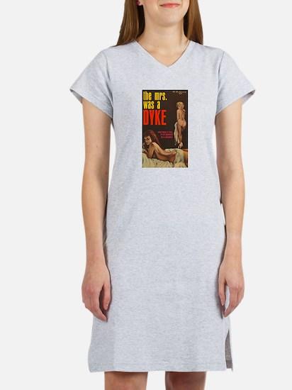 Unique Lesbians Women's Nightshirt