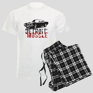Detroit Muscle Men's Light Pajamas