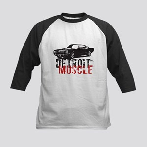 Detroit Muscle Kids Baseball Jersey