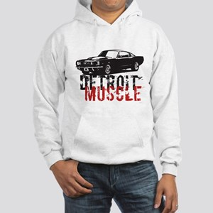 Detroit Muscle Hooded Sweatshirt