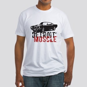 Detroit Muscle Fitted T-Shirt