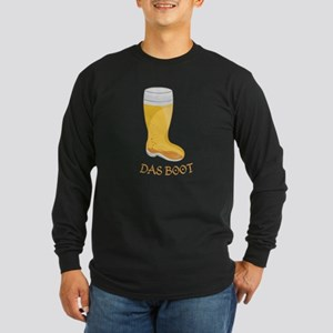 Das Boot Long Sleeve Dark T-Shirt