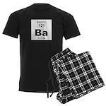 Bacon Element Men's Dark Pajamas