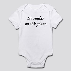 No snakes on this plane Infant Creeper