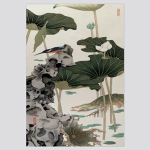 Lotus Pond with Sliced Shadow
