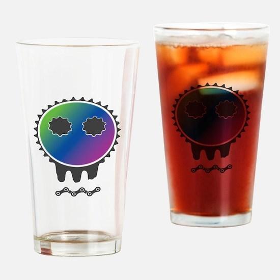 Hard Core Drinking Glass