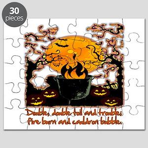 Cauldron Puzzle
