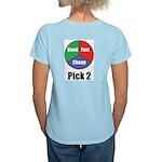 Good Fast Cheap Women's Light T-Shirt
