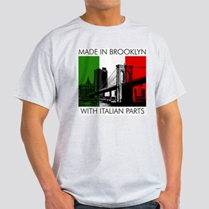 Made in Brooklyn with Italian Parts Light T-Shirt