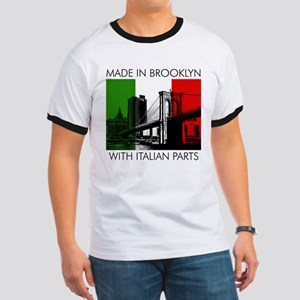 Made in Brooklyn with Italian Parts Ringer T