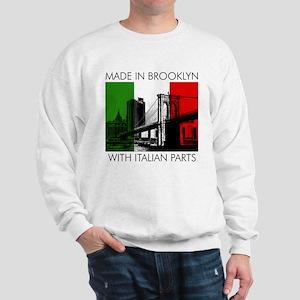 Made in Brooklyn with Italian Parts Sweatshirt