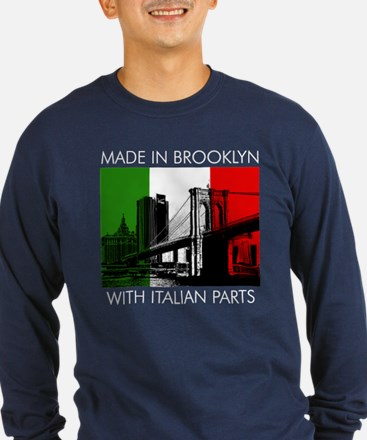 Made in Brooklyn with Italian Parts T