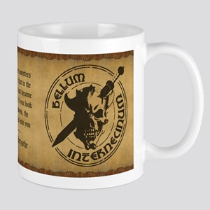 Fighting With Monsters Mug