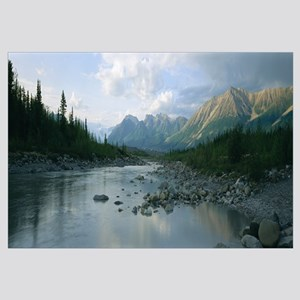 Kennicott River Wrangell St Elias National Park AK