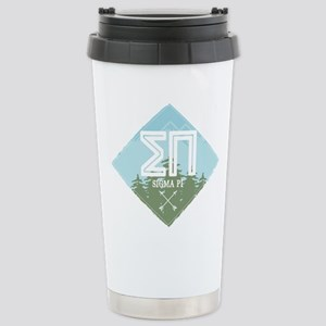 SP Blue Mountain 16 oz Stainless Steel Travel Mug