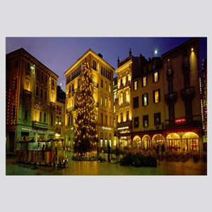 Low angle view of buildings, Piazza Della Riforma,