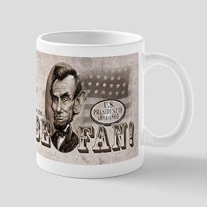 Abe Fan Mug