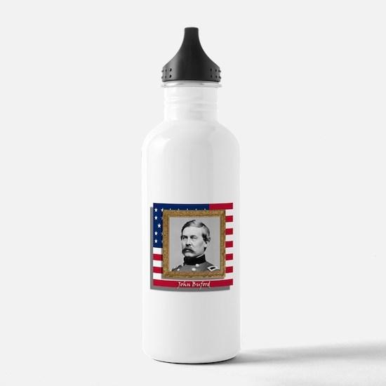 John Buford Water Bottle