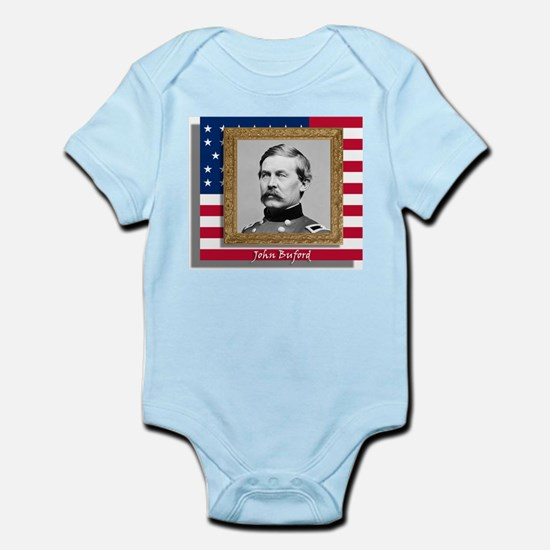 John Buford Infant Bodysuit