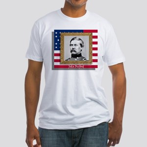 John Buford Fitted T-Shirt