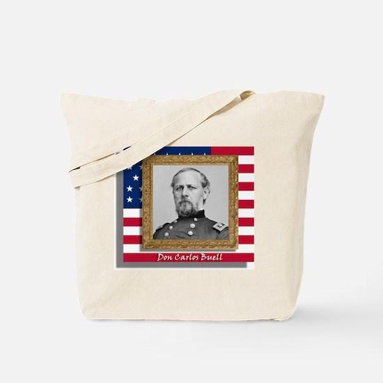 Don Carlos Buell Tote Bag