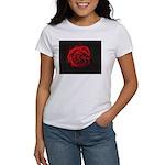 Red Rose Women's T-Shirt