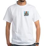 MrsRead.Com White T-Shirt