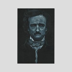 Poe Rectangle Magnet