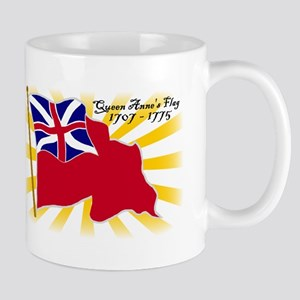 Colonial Red Ensign Mug