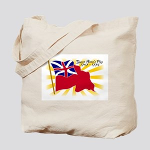 Colonial Red Ensign Tote Bag