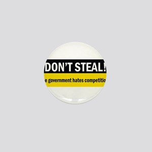 Don't Steal Mini Button