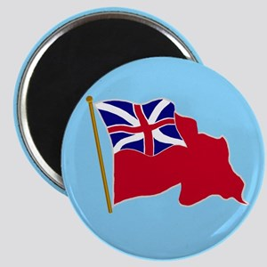 Colonial Red Ensign Magnet