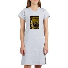 The Artist-AussieShep1 Women's Nightshirt