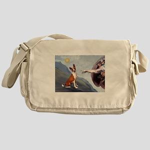 Creation of the Basenji Messenger Bag