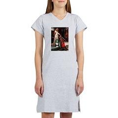 Accolade / Bearded Collie Women's Nightshirt