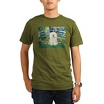 Bridge & Bolognese Organic Men's T-Shirt (dark)