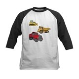 Vehicles Baseball T-Shirt