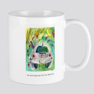 Leap Year Day Awareness Mug