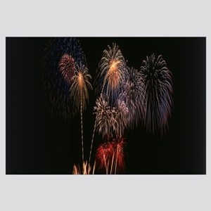 Fireworks Vancouver British Columbia Canada