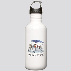 Pontoon Boat Stainless Water Bottle 1.0L