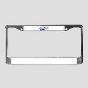 Seal Team 6 License Plate Frame