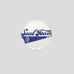 Seal Team 6 Mini Button